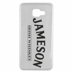 Чехол для Samsung A7 2016 Jameson - FatLine