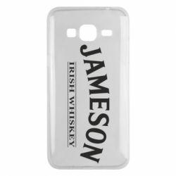 Чехол для Samsung J3 2016 Jameson - FatLine