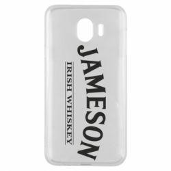 Чехол для Samsung J4 Jameson - FatLine