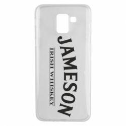 Чехол для Samsung J6 Jameson - FatLine