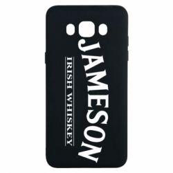 Чехол для Samsung J7 2016 Jameson - FatLine