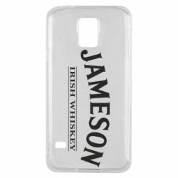Чехол для Samsung S5 Jameson - FatLine