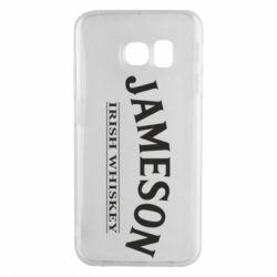 Чехол для Samsung S6 EDGE Jameson - FatLine