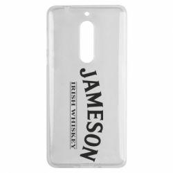 Чехол для Nokia 5 Jameson - FatLine