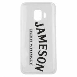 Чехол для Samsung J2 Core Jameson - FatLine