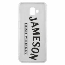 Чехол для Samsung J6 Plus 2018 Jameson - FatLine