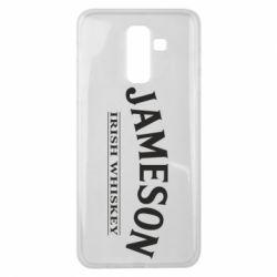 Чехол для Samsung J8 2018 Jameson - FatLine