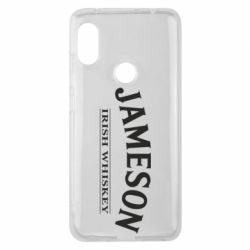 Чехол для Xiaomi Redmi Note 6 Pro Jameson - FatLine