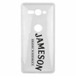 Чехол для Sony Xperia XZ2 Compact Jameson - FatLine