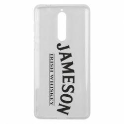 Чехол для Nokia 8 Jameson - FatLine