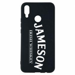 Чехол для Huawei P Smart Plus Jameson - FatLine