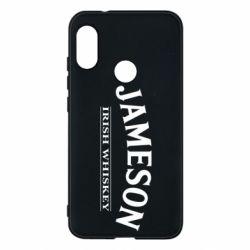 Чехол для Mi A2 Lite Jameson - FatLine