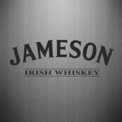 Наклейка Jameson - FatLine