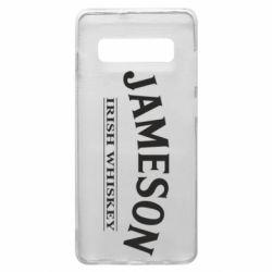 Чехол для Samsung S10+ Jameson