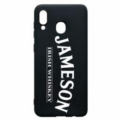 Чехол для Samsung A20 Jameson