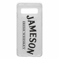 Чехол для Samsung S10 Jameson