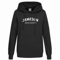 Женская толстовка Jameson - FatLine