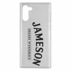 Чехол для Samsung Note 10 Jameson