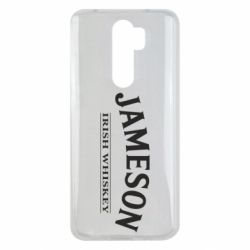 Чехол для Xiaomi Redmi Note 8 Pro Jameson