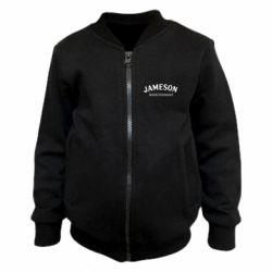 Детский бомбер Jameson