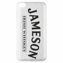 Чехол для Xiaomi Redmi Go Jameson