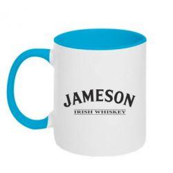 Кружка двухцветная Jameson - FatLine