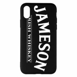 Чохол для iPhone X/Xs Jameson