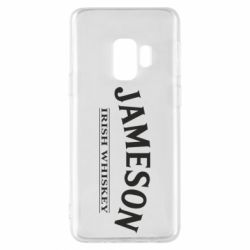 Чехол для Samsung S9 Jameson - FatLine