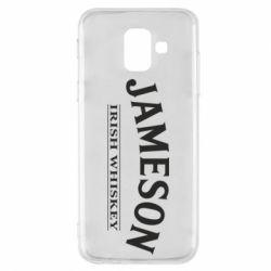 Чехол для Samsung A6 2018 Jameson - FatLine