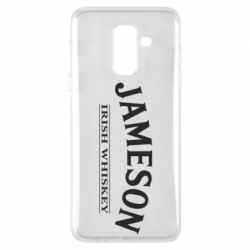 Чехол для Samsung A6+ 2018 Jameson - FatLine