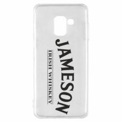 Чехол для Samsung A8 2018 Jameson - FatLine