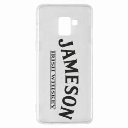 Чехол для Samsung A8+ 2018 Jameson - FatLine