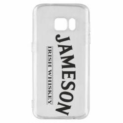Чехол для Samsung S7 Jameson - FatLine