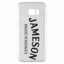 Чехол для Samsung S7 EDGE Jameson - FatLine