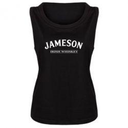 Женская майка Jameson - FatLine