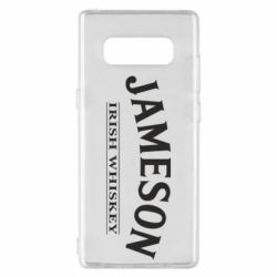 Чехол для Samsung Note 8 Jameson - FatLine