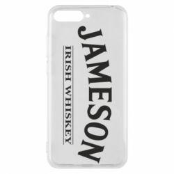 Чехол для Huawei Y6 2018 Jameson - FatLine