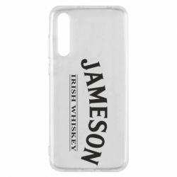 Чехол для Huawei P20 Pro Jameson - FatLine