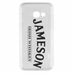 Чехол для Samsung A3 2017 Jameson - FatLine
