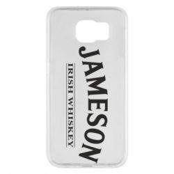 Чехол для Samsung S6 Jameson - FatLine