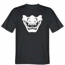 Мужская футболка Japanese mask