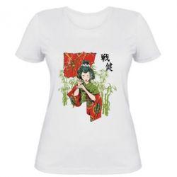 Жіноча футболка Japanese