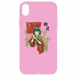 Чохол для iPhone XR Japanese
