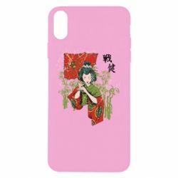 Чохол для iPhone Xs Max Japanese