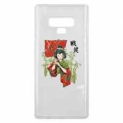 Чохол для Samsung Note 9 Japanese