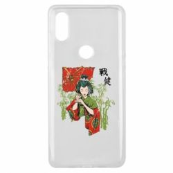 Чохол для Xiaomi Mi Mix 3 Japanese
