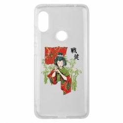 Чохол для Xiaomi Redmi Note Pro 6 Japanese