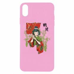 Чохол для iPhone X/Xs Japanese