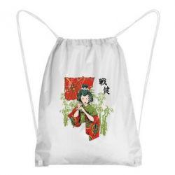 Рюкзак-мішок Japanese