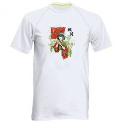 Чоловіча спортивна футболка Japanese